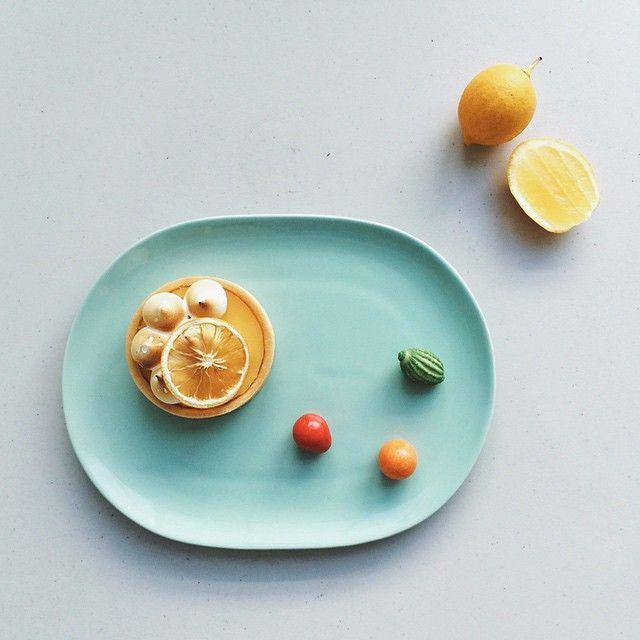 """Love me a lemon curd tart "" Photo taken by @brigadeirochoc on Instagram, pinned via the InstaPin iOS App! http://www.instapinapp.com (09/30/2014)"
