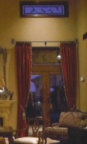 1000 Ideas About Transom Window Treatments On Pinterest