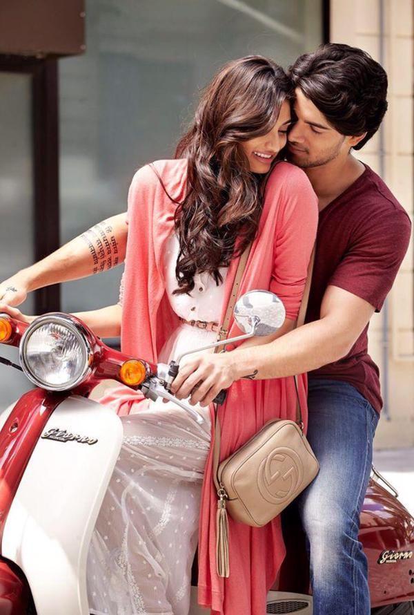 Sooraj pancholi & Athiya shetty look pretty cute together