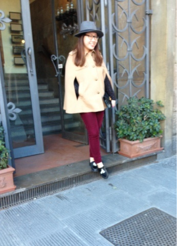 THE LOOK AFTER: On The Street... Via dei Calzaiuoli, Firenze
