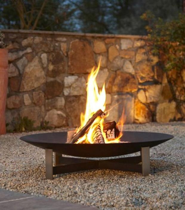 Feurige Gartenidee: Feuerschalen und Feuerkörbe – Bild 7
