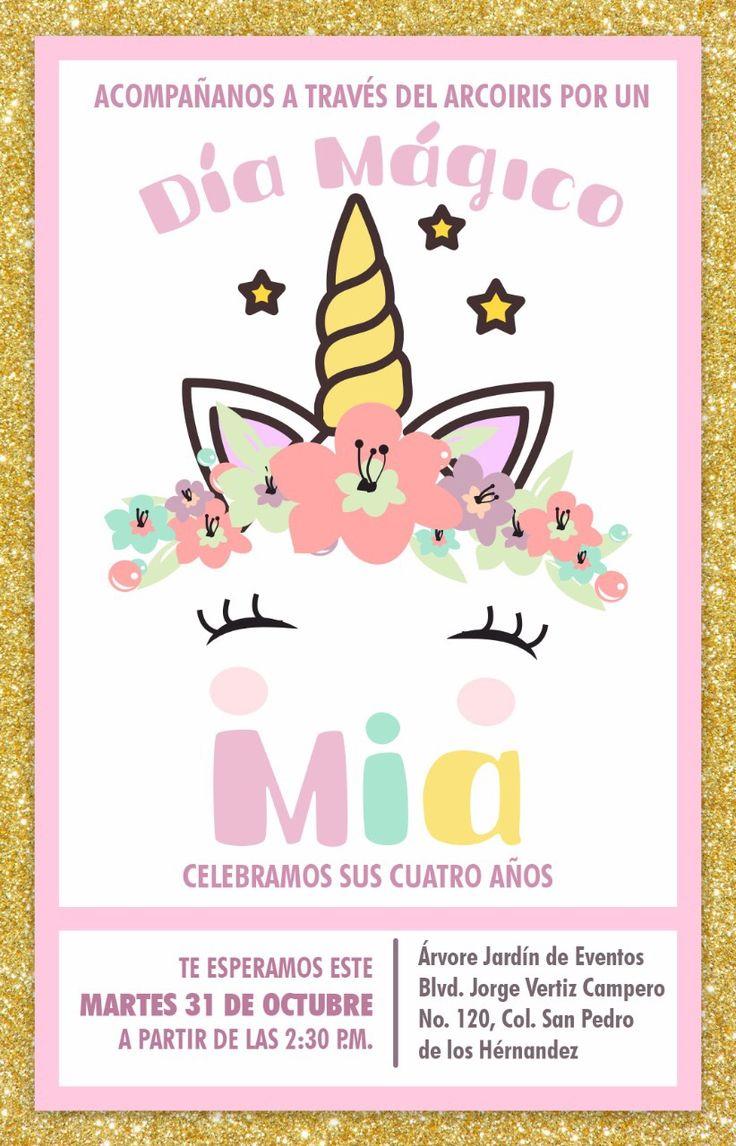Original invitación de cumpleaños infantil. #party #invitaciones