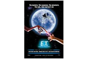 The classic Extra-Terrestrial movie. Bring on the Reese's Pieces