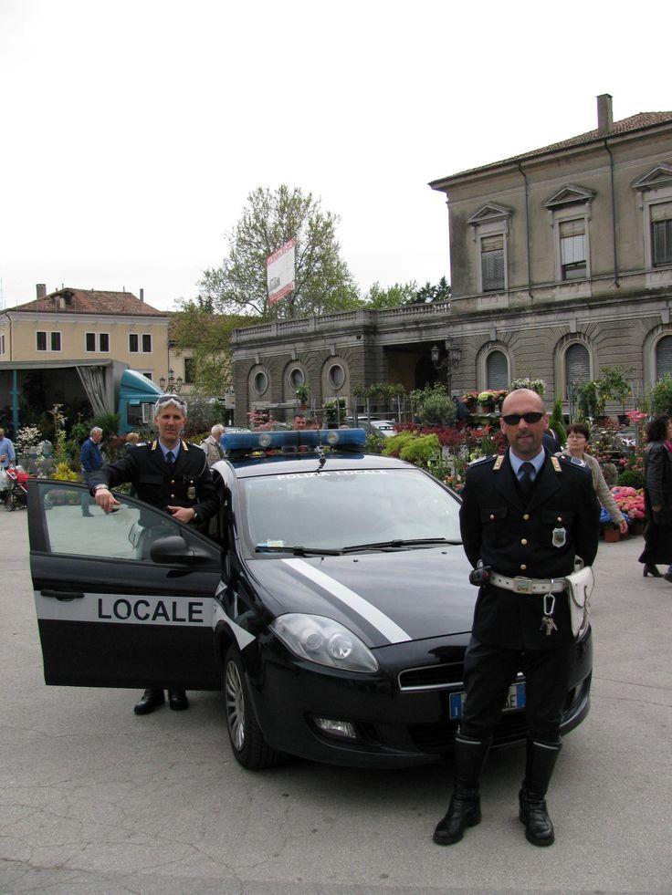 Police, Padova