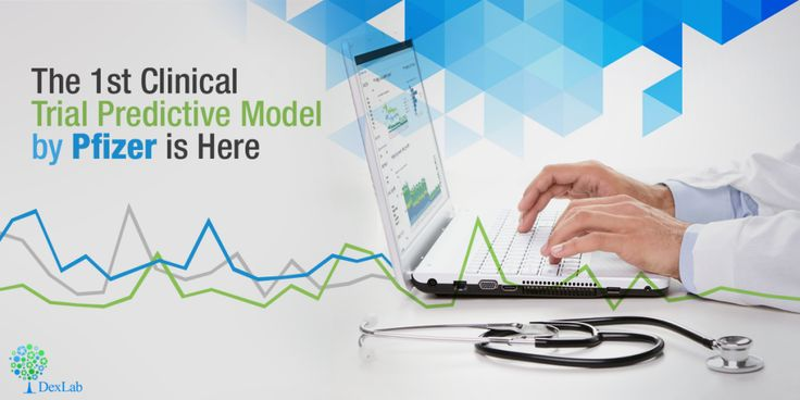 The 1st Clinical Trial #Predictive Model By Pfizer is Here