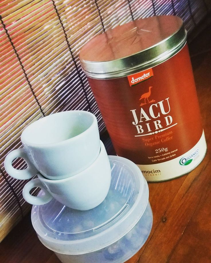 Jacu Bird Coffee in O Armazem Cafe (https://www.instagram.com/oarmazemcafe/)