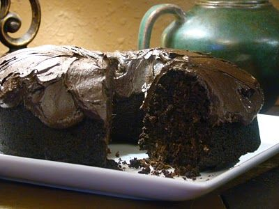 """Root Beer Bundt Cake . . . This is going to the top of the """"to make"""" list!"""