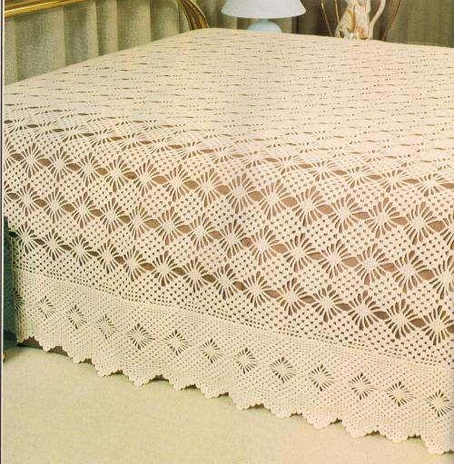 El işi krem renkli dantel yatak örtüsü örnekleri5.jpg