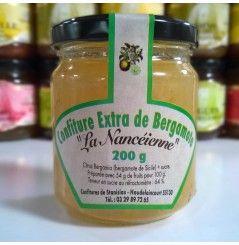 Les confitures Stanislas - M. Rivière - COnfiture bergamotes siciliennes (top Elisabeth de Meurville)