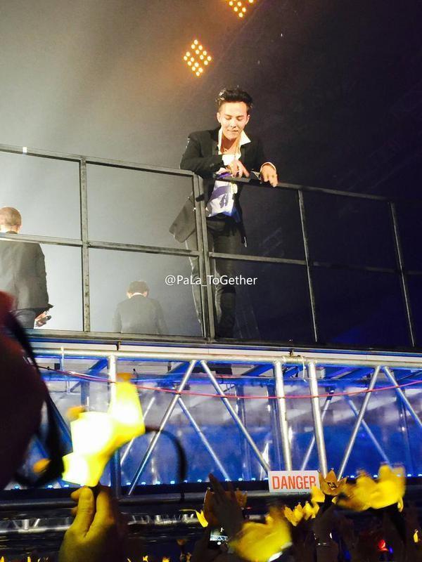 GDRAGON #GDRAGON #GD #KWONLEADER #BIGBANGMADEinSEOULDay1 [PaL_ToGether]
