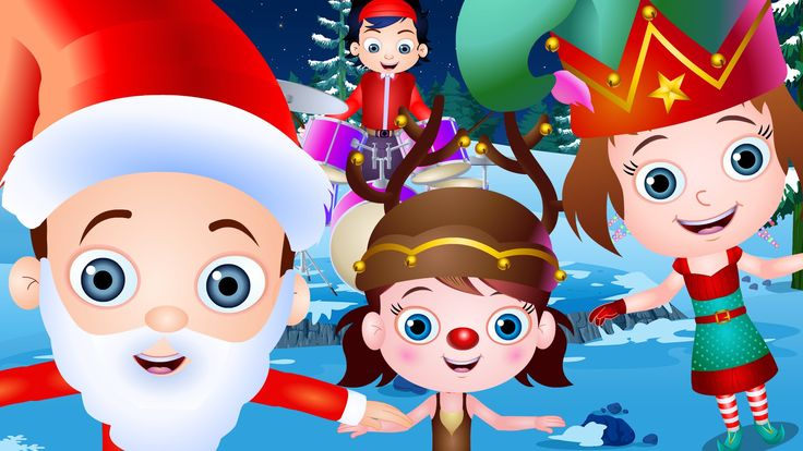 We Wish You A Merry Christmas | Happy New Year Song For Kids