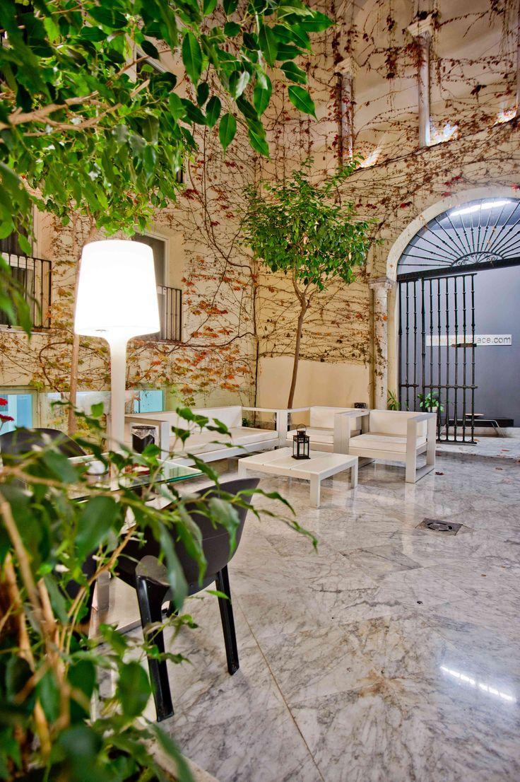 Hotel en Sevilla centro Hotel Petit Palace Santa Cruz