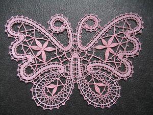 Плетение кружев на коклюшках-4