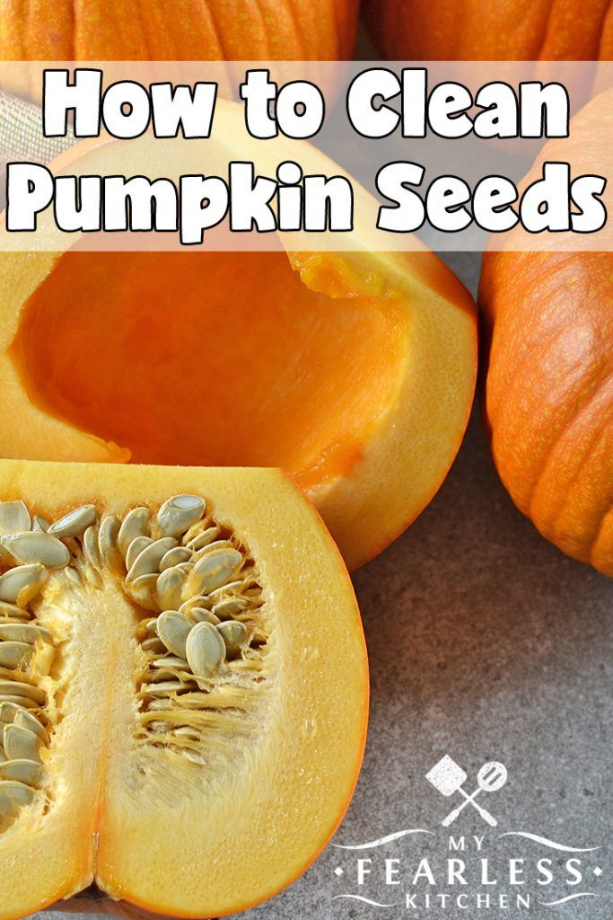 what to do with pumpkin seeds after carving