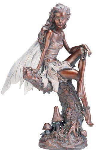 Garden Statue Fairy: Garden Sculptures & Statues Images