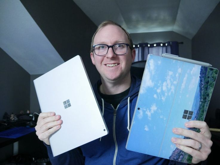 Why gaming benchmarker Josh Heslop loves Surface