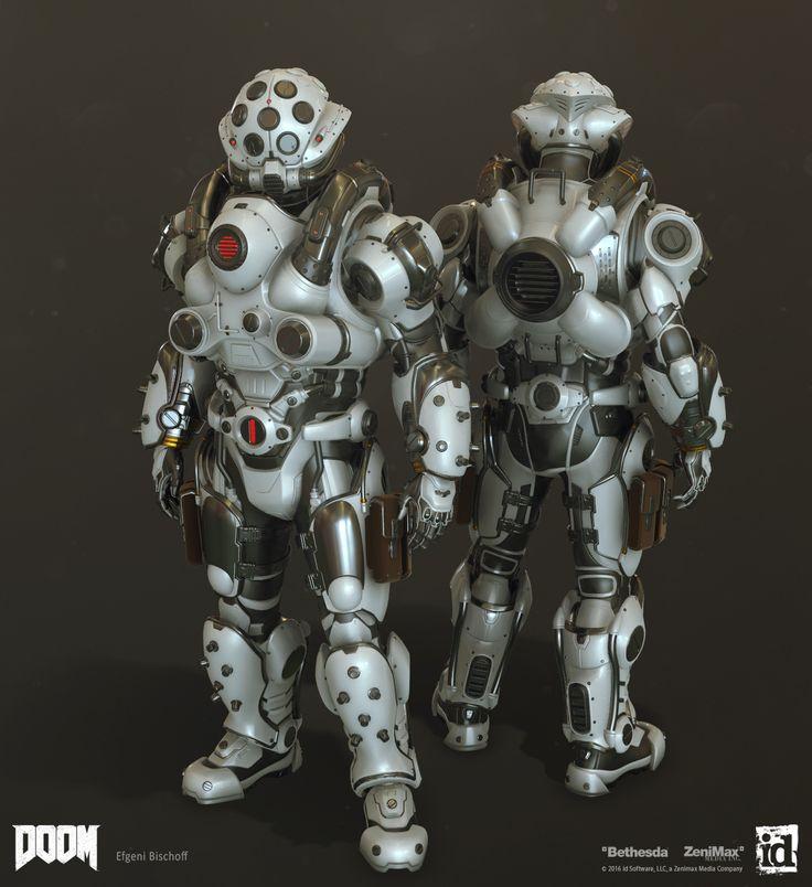 Doom Character stuff