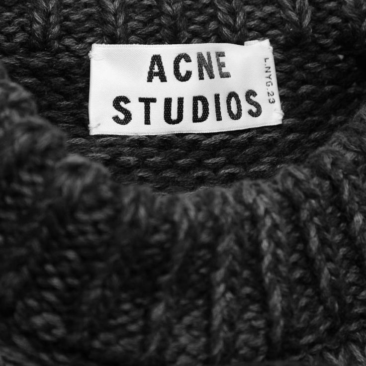 Schedvin sweater fashion men tumblr style acne studios