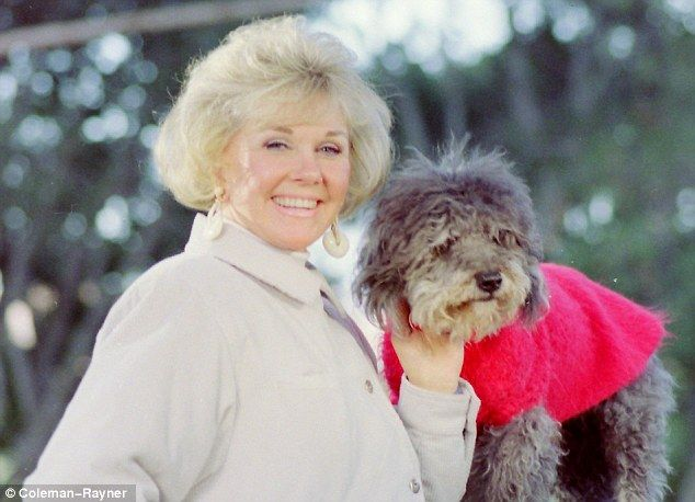Unseen: Doris Day is now 91 and a recluse at her home in Carmel in California. Her former caretaker Sydney Wood has opened up his photo albu...