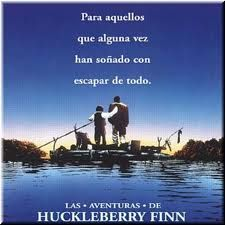 the adventrue of hucleberry fin by mark Adventures of huckleberry finn (version 2) mark twain (1835 - 1910) in the adventures of huckleberry finn, mark twain creates an entertaining adventure of middle america in the 1800's - afloat on a raft on the mississippi river.