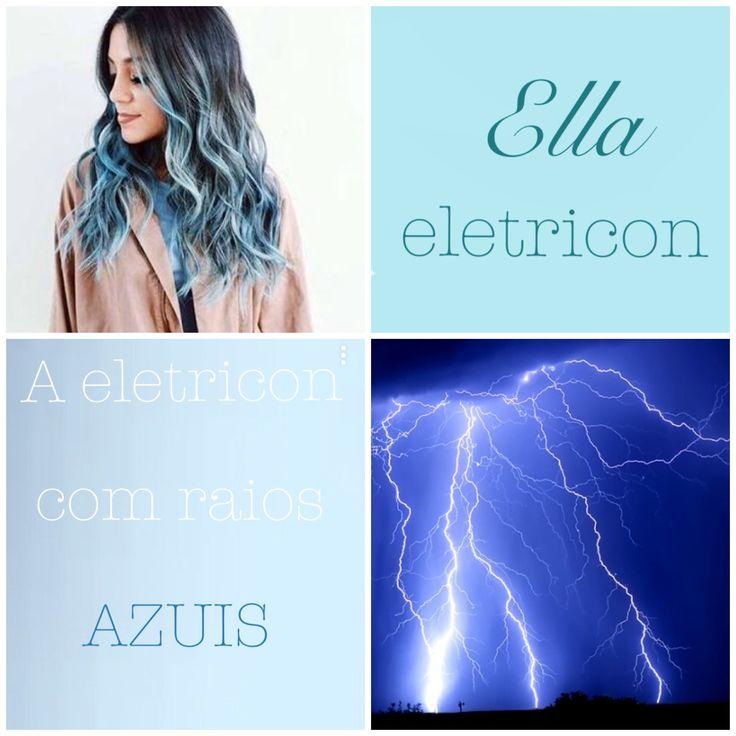 Ella ⚡️⚡️ A rainha vermelha ⚡️