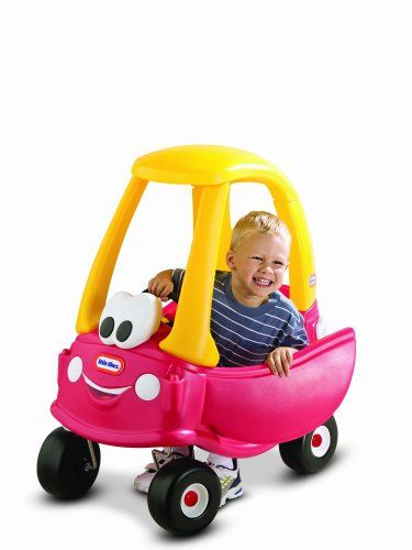 Little Tikes Cozy Coupe 30th Anniversary Car $45.99,#kid_game #kid_gift #child_game #kid_toy #child_gift #child_toy #kid #child #toy #gift