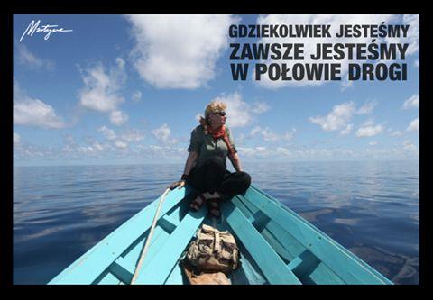 W połowie drogi Martyna Wojciechowska