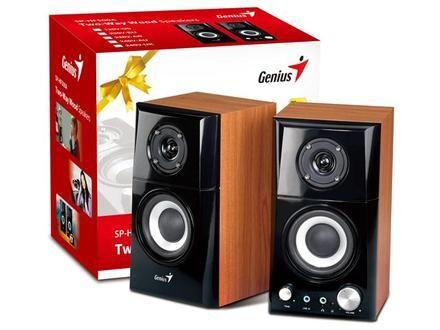 Fotos de Caixa de Som 2.0 CH Genius SP-HF500A 14W RMS Premium Wood - Genius São Paulo