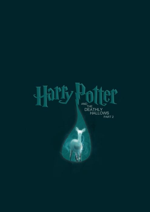 Harry Potter & the Deathly Hallows Part 2 by theunicornpatronus