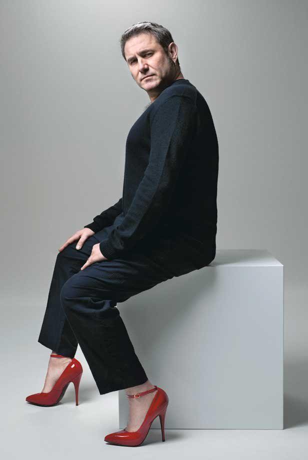 Sergi Lopez, comédien - Marie Claire