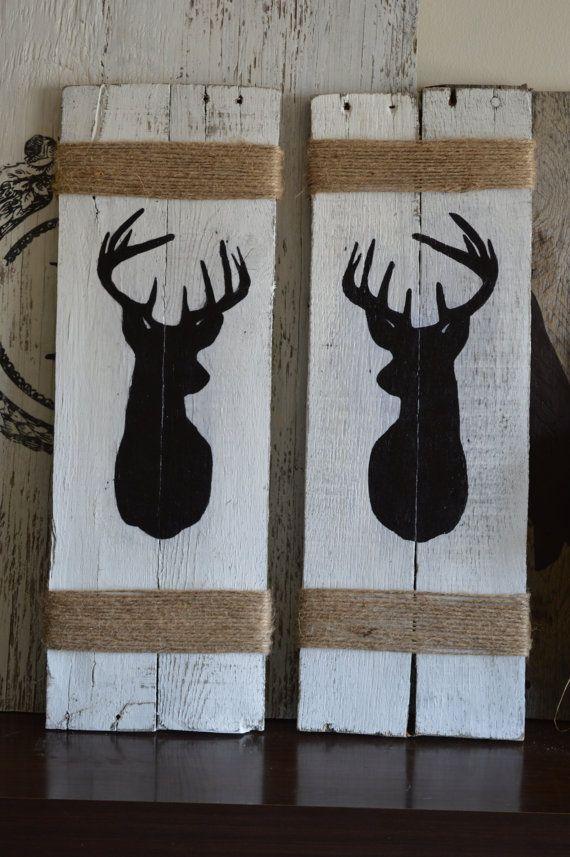 best 20+ deer decor ideas on pinterest | deer horns decor, hallway