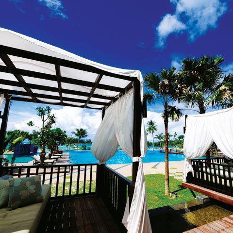 Verblijf in het trendy 5* hotel The Danna. Boek een luxe suite en geniet aan het privé-strand http://www.333travel.nl/hotel/maleisie/333trendy-the-danna-langkawi?productcode=H5406
