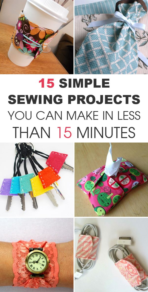 1000+ ideas about Kid Sewing Projects on Pinterest ...