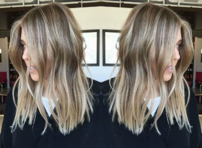 8 Blonde Balayage Hairstyles Every Girl Needs To Try H 229 R H 229 R Och Sk 246 Nhet Och Sk 246 Nhet