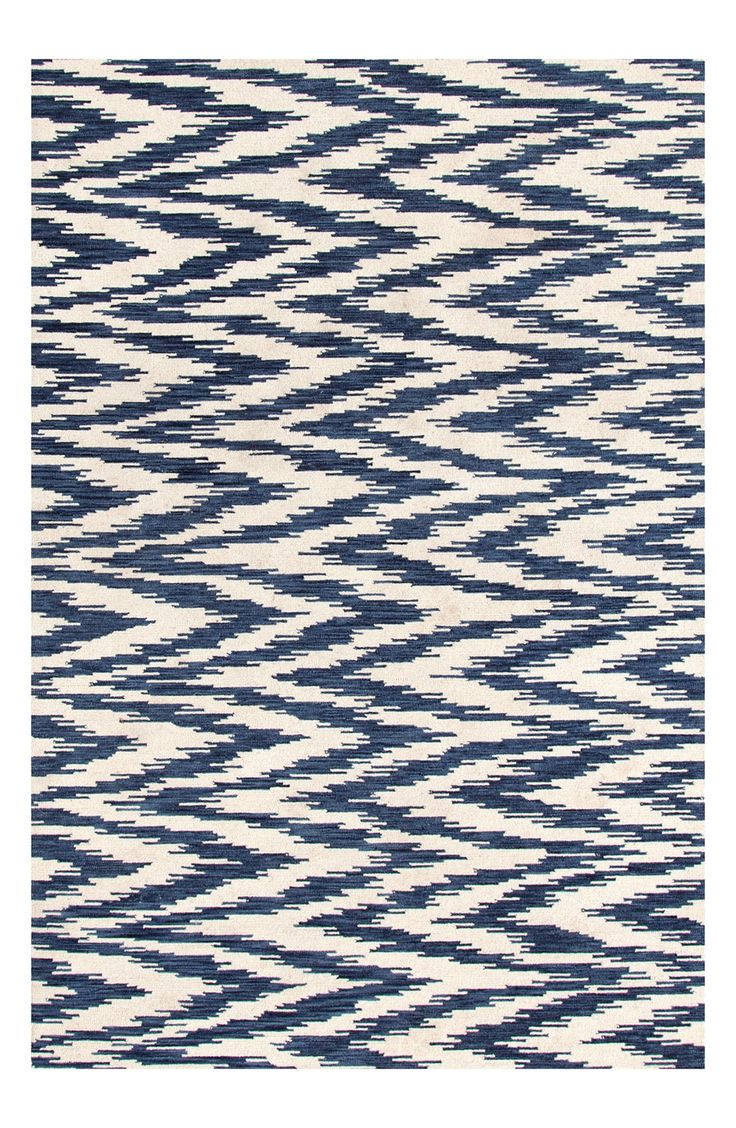 dash and albert chekat ink micro hooked rug 1