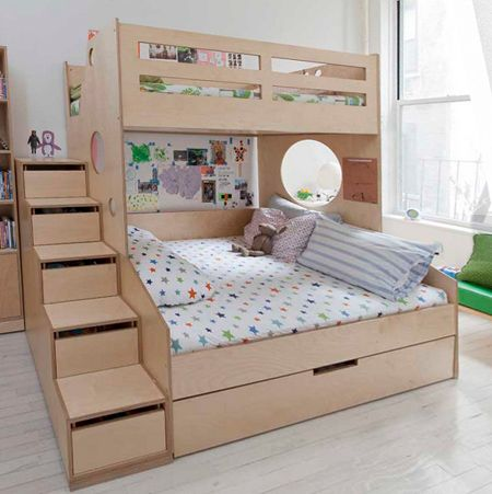 Home-Dzine - Plywood furniture is big business for kids