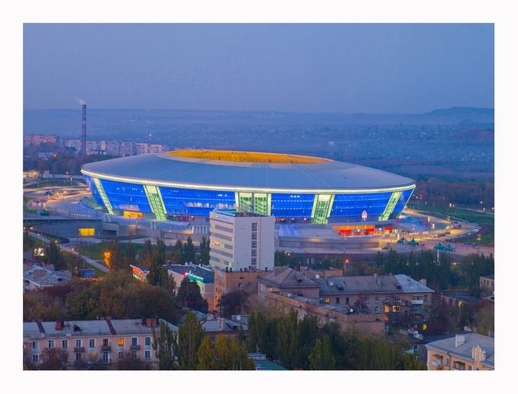 Donbass Arena | Donetsk | Ukrânia