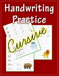 13 best images about cursive handwriting on pinterest science facts student and worksheets. Black Bedroom Furniture Sets. Home Design Ideas