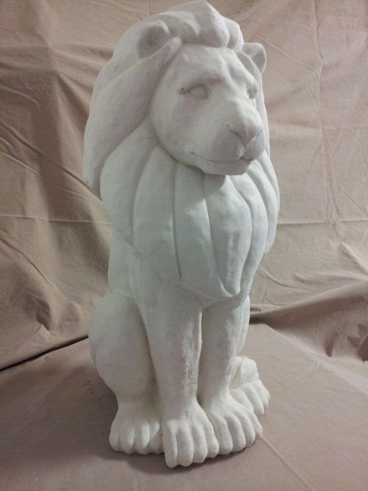 Concrete Lion