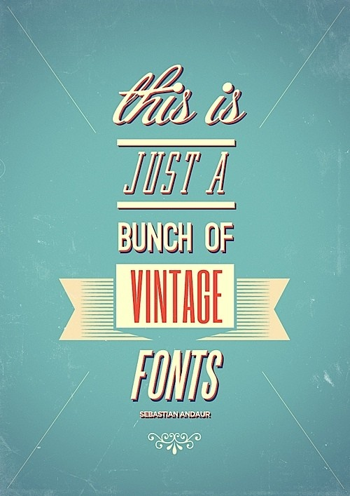 vintage fonts: Graphic Design, Fonts Typography, Craft, Vintage Fonts, Stuff, Poster, Vintagefonts, Vintage Type