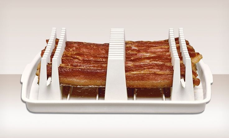 Bacon Wave Microwave Bacon Tray Deal of the Day | Groupon