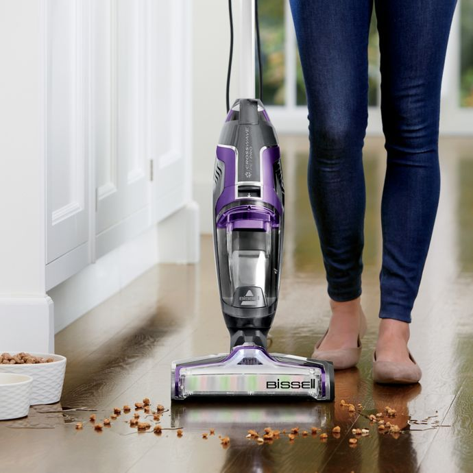 Bissell Crosswave Pet Pro Plus All In One Wet Dry Vacuum Cleaner