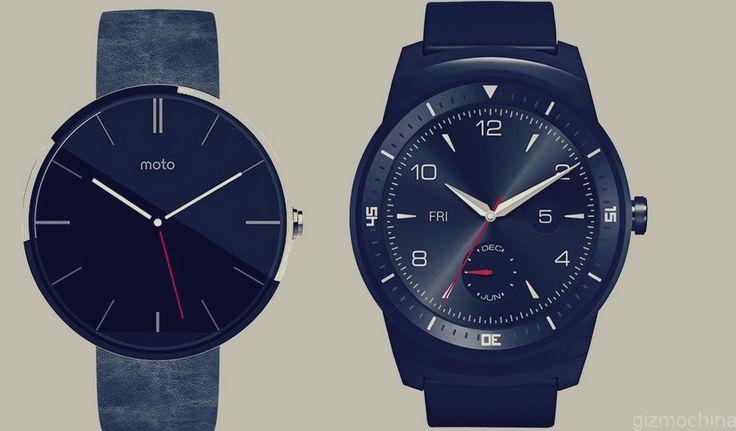 Xiaomi Smart Watch Apple Competitor Specs Moto 360 Design