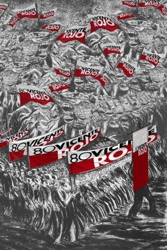 80 Vicente Rojo
