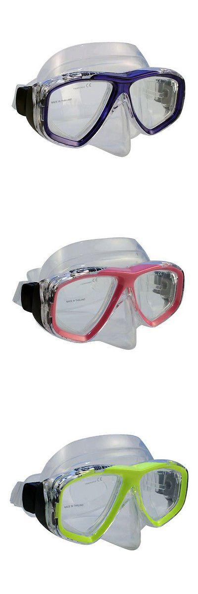 Masks 71161: Sea Viewer Prescription Rx Scuba Dive Mask, Optical Corrective Lenses BUY IT NOW ONLY: $45.95