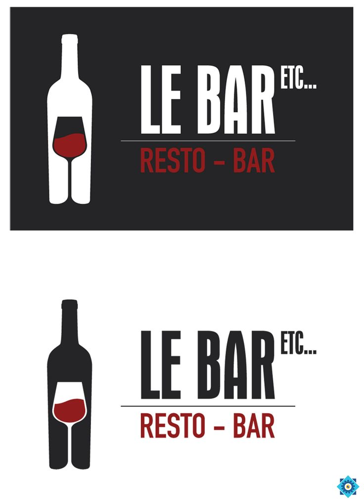 eyedoll factory design graphique logo logotype photoshop illustrator infographie bar lounge bar a vin resto bar villeneuve d'ascq metropole lille