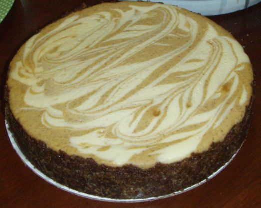 This is a Kraft Foods recipe and it is the best pumpkin cheesecake I have ever had. The best tip I can give is follow the recipe as written.