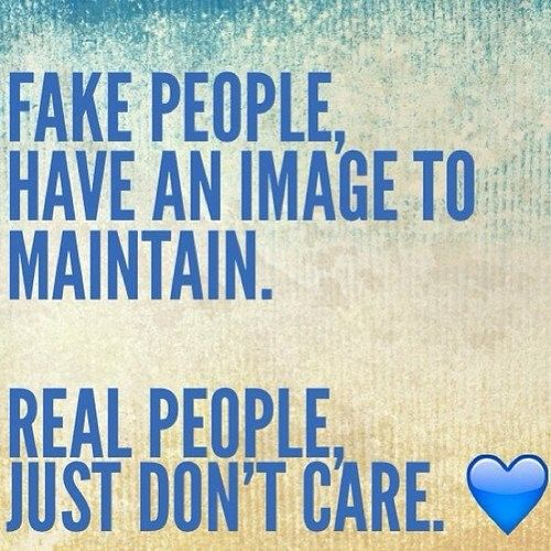 Exactly! We can see how fake happy you are from a mile away! Keep trying to up hold ur fake image as a happy/positive/ moral/respectful/ person! Don't forget people know your real life! Keep hiding behind that facade of a life you keep posting about! You know deep down about urself !!