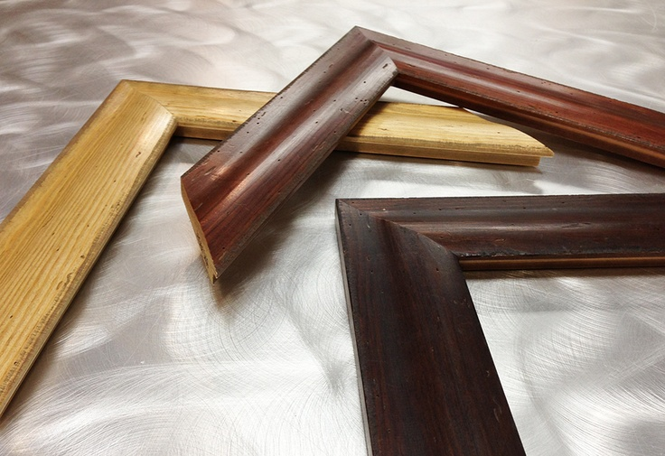Moulding: 4061CL, 4061WA and 4061DW from the Wood and Colour Collection