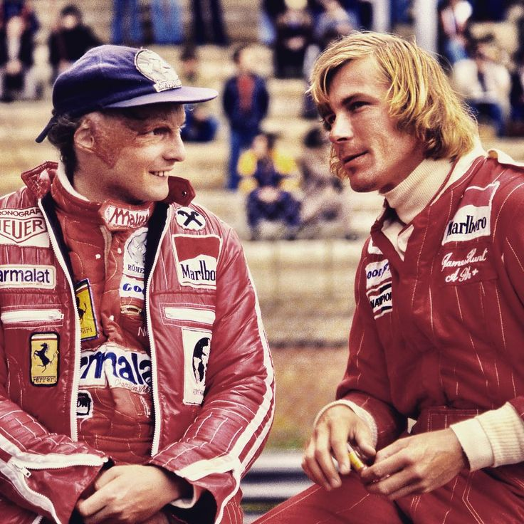 """""He was never a nasty driver. He was very good, but ***ing quick. This was the problem!"" Head to F1.com to watch the full, fascinating video of Niki…"""